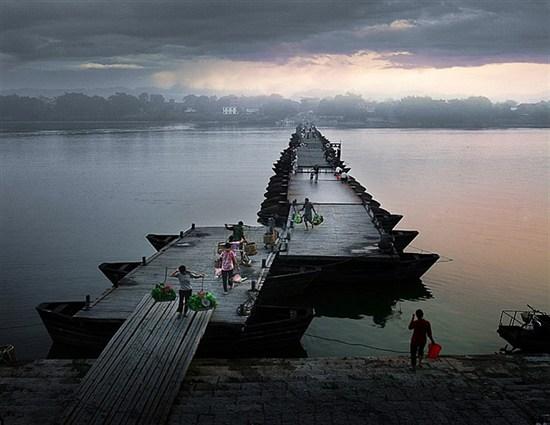 贛州古浮橋