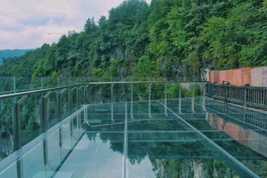 武隆玻璃觀景台