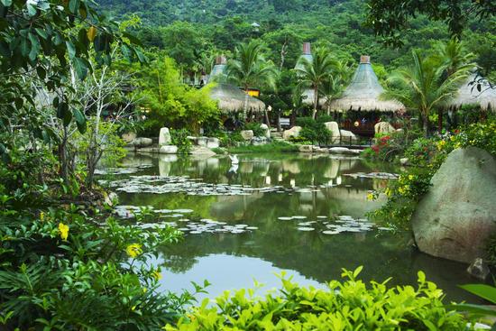 呀諾達熱帶雨林文化園