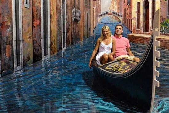 芭堤雅3D視覺美術館