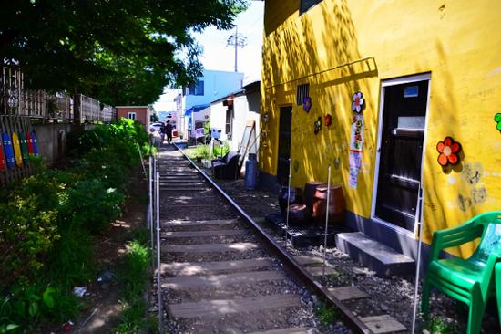 京岩洞鐵道