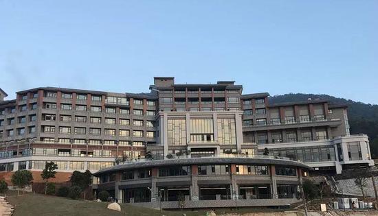 翔順象窩酒店