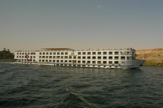 尼羅河遊船
