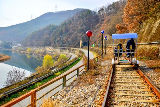楊平Rail Bike