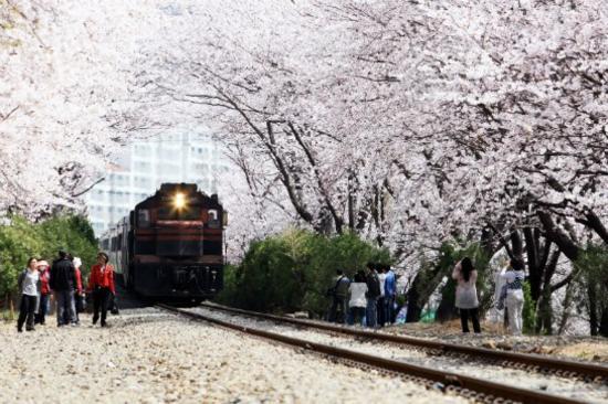 慶和火車站