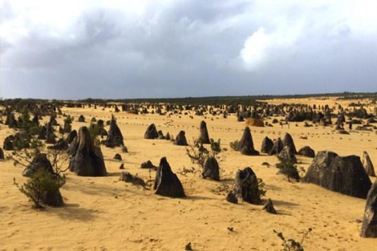 尖峰石林沙漠2