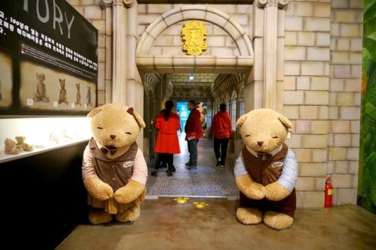 Teseum泰迪熊博物館
