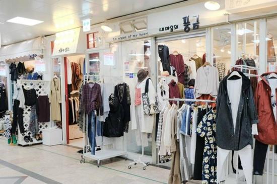 Enter 6 Fashion Mall地下街