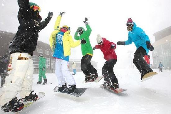 High One滑雪場