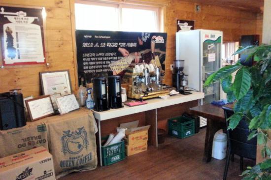 Coffee Cupper 咖啡博物館