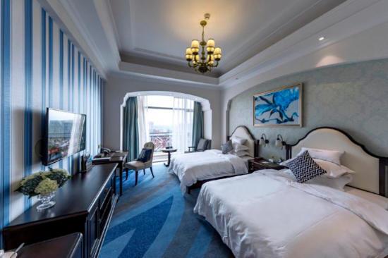 峨眉山恆邁酒店(2018年開業)