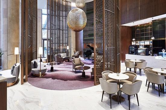 MARRIOTT RESORT JEJU SHINHWA WORLD 餐廳