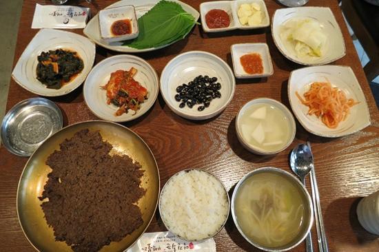 Yukjeon Hoekwan韓牛Bulgogi