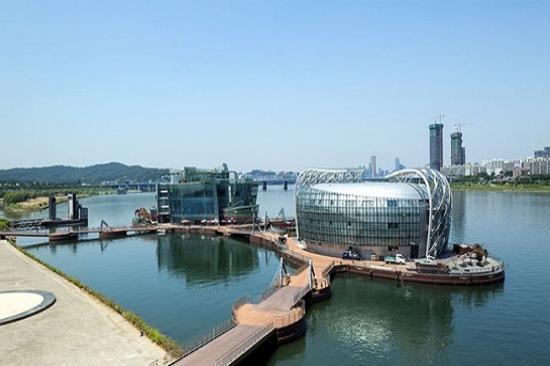 漢江人工浮島
