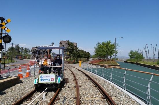 永宗島Rail Bike體驗