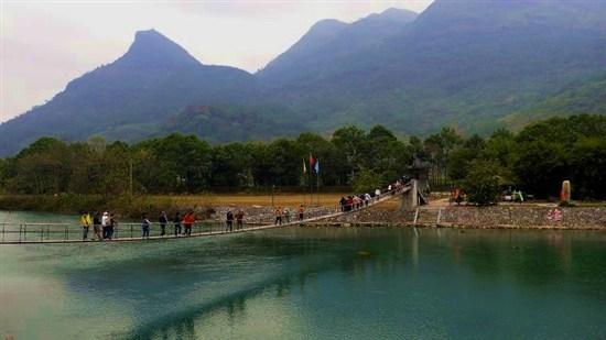魚水風景區