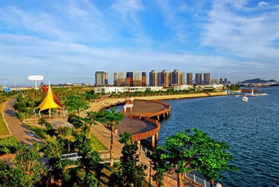 五緣灣濕地公園