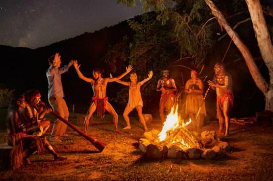 查普凱土著文化之夜