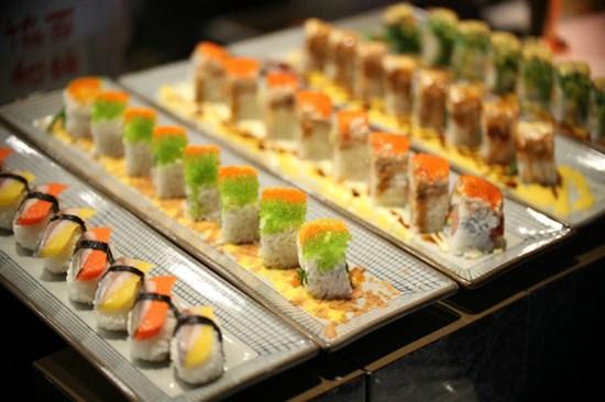 豐盛海鮮自助餐