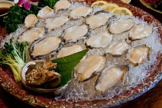 韓式鮑魚盛宴