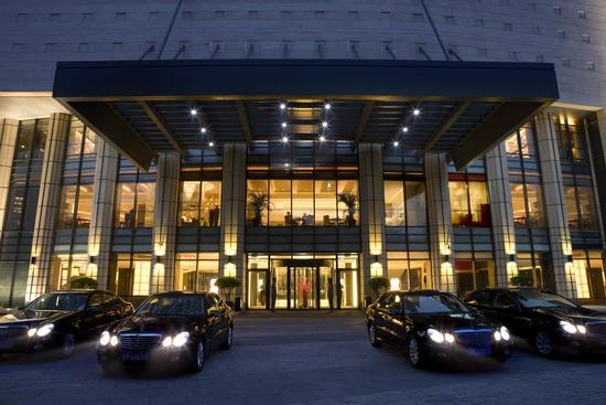 北京人濟萬怡酒店