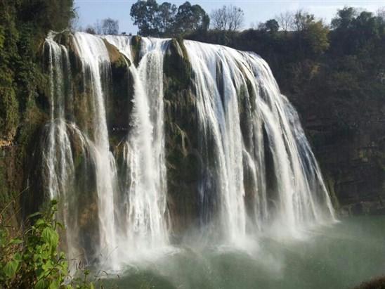 黃果樹瀑布