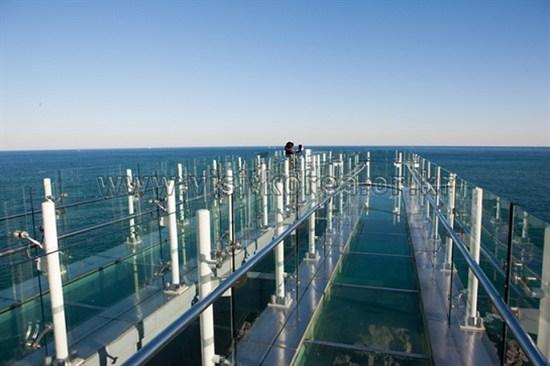 五六島海上天空步道Skywalk