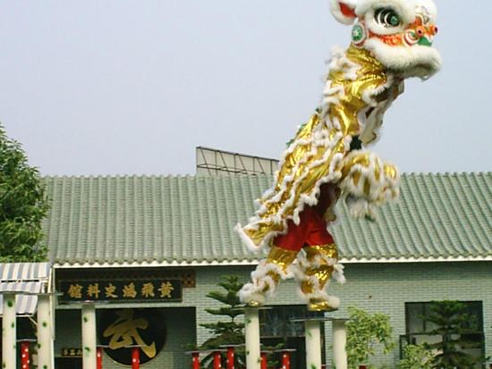 黃飛鴻獅藝館