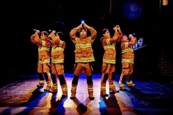 Fireman 舞台劇