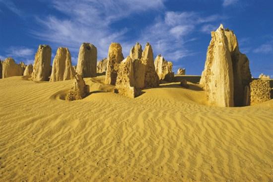 尖石林沙漠之旅
