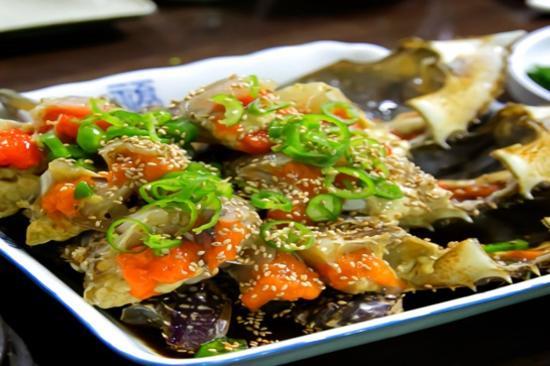 Jinmi Sikdang(真味食堂)醬蟹料理
