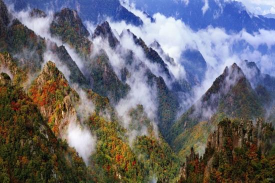 雪嶽山國立公園