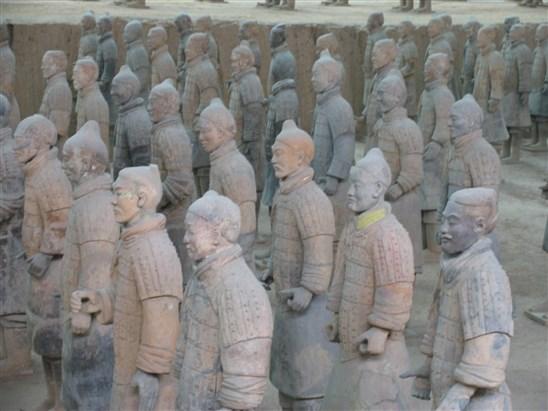 秦始皇兵馬俑博物館