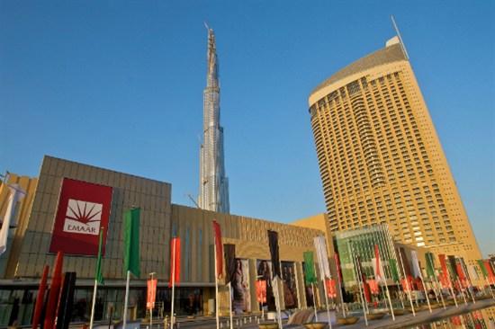 全世界最大購物中心【Dubai Mall】