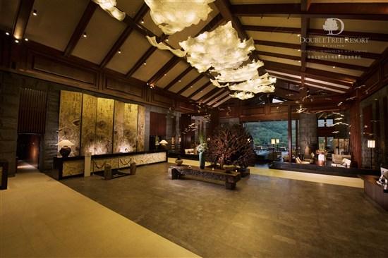 希爾頓逸林溫泉度假酒店-大堂