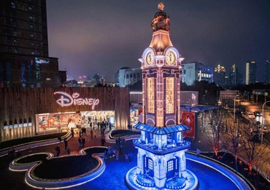 上海迪士尼旗艦店