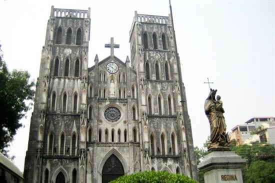 河內聖若瑟教堂