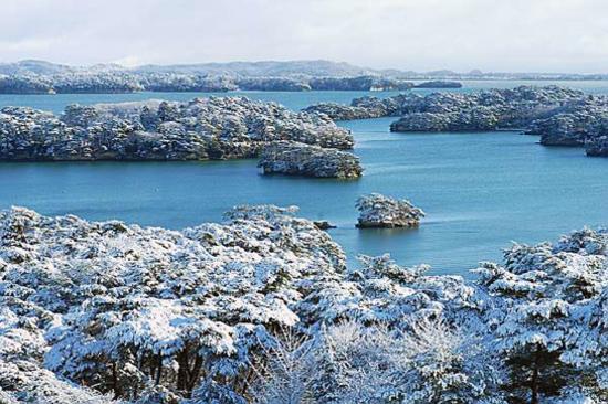 「日本三大美景」松島