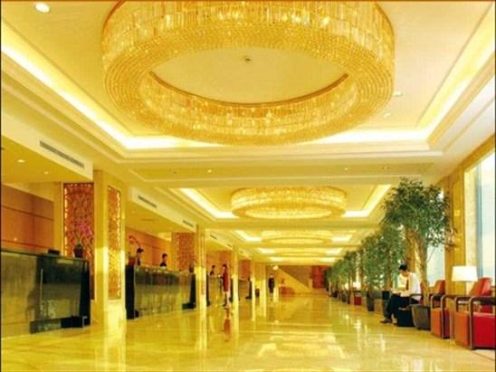翔鷺國際大酒店設施
