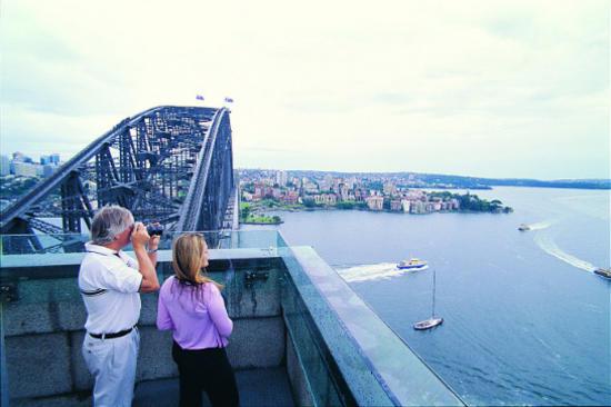 悉尼橋瞭望臺