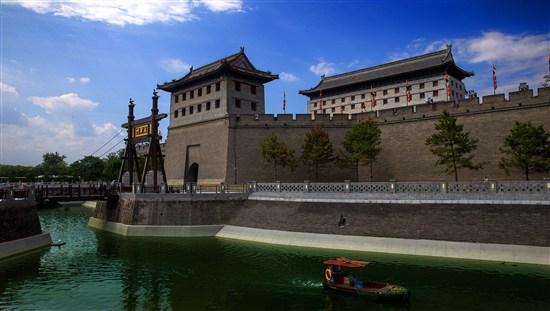 南門古城牆