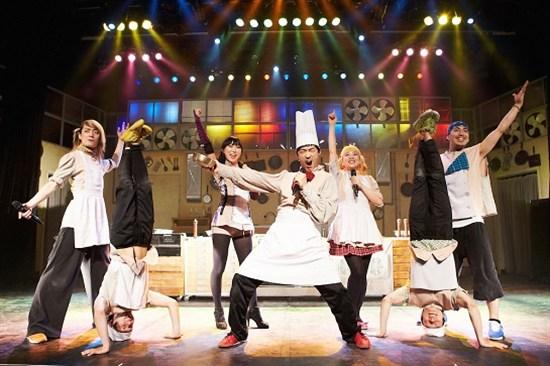韓食舞曲Bibap Show