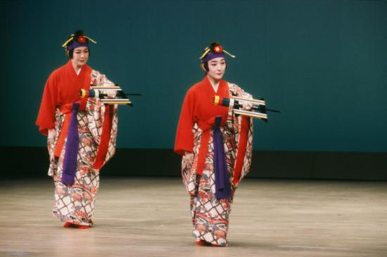 琉球料理+表演