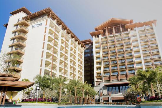 惠州龍門富力希爾頓度假酒店