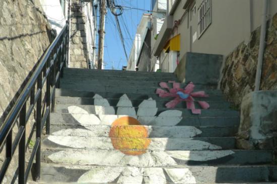 梨花洞壁畫村