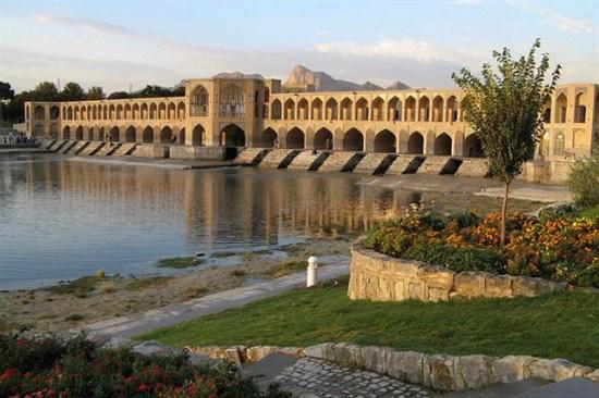 伊斯法罕哈鳩橋