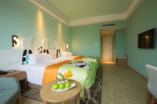 長隆企鵝酒店