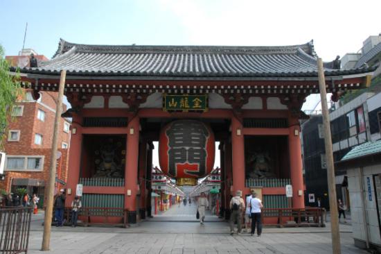 淺草雷門觀音寺