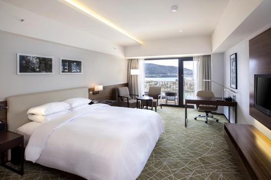 Hilton Gyeongju Hotel 房間