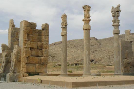 波斯波里斯古城